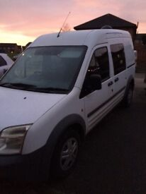 Ford Transit Connect Crew 5 Seats