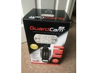 Brand new LED GuardCam combined security camera LED floodlight system