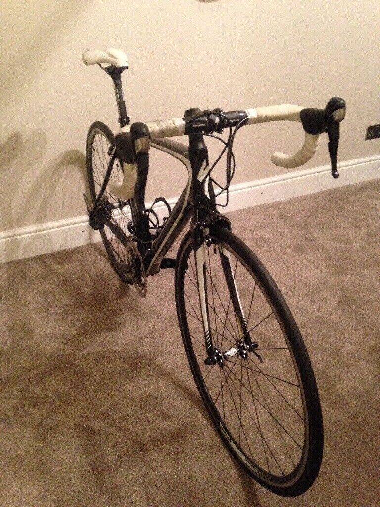 Specialized tarmac sport carbon frame road bike