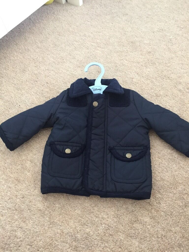 Brand new 0-3 month jacket