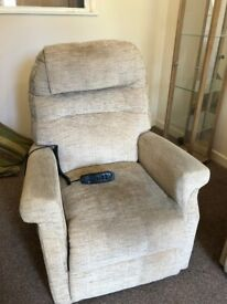 Rise and fall Chair very comfortable