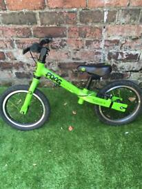 Frog Tadpole + balance bike