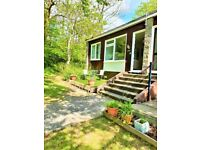 HOLIDAY CHALET - NEAR BUDE