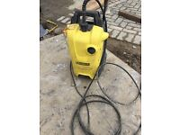 Karcher k4 compact pressure washer spare or repair