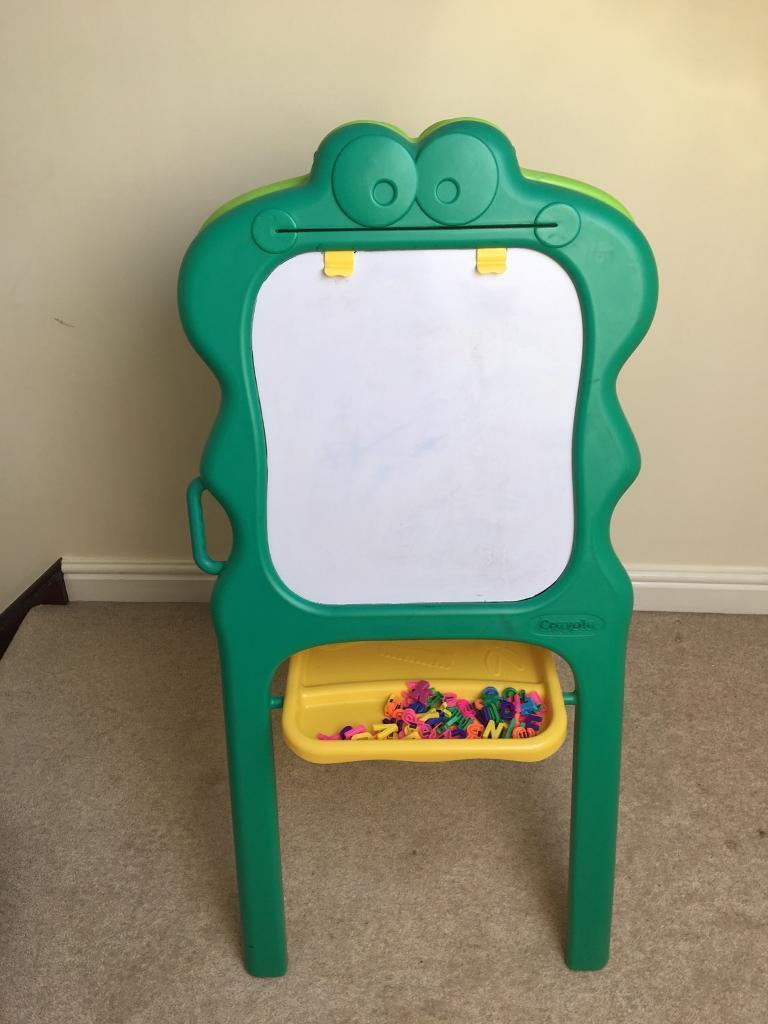 Crayola magnetic/ chalk board