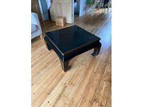 Antique vintage coffee table