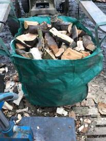 Bulk Bags Of Logs
