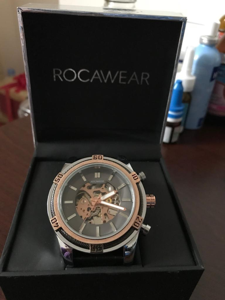 Rocawear Men Automatic Watch In Hammersmith London Gumtree