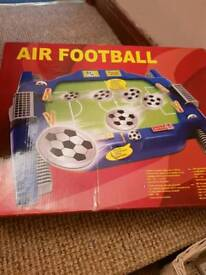 Unopened air football