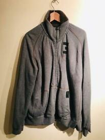 Men's GStar Thick Cardigan XXL