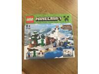 Lego Minecraft set 21120 (unopened)