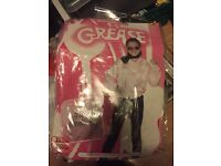 World book day costume- grease 9/12 yrs