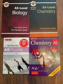 Various study books