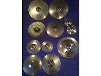 Sabian Vintage HH/AA Cymbals-Immaculate