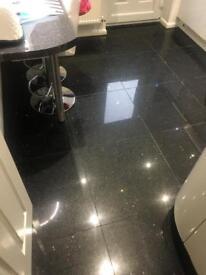 Granite tiles worth over £650