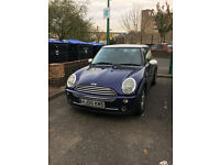 Automatic Mini Cooper 2005 with extra features
