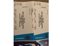 Jimmy Carr tickets x2 fabulous seats 8 July 2017 Derby Arena