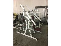 HAMMER STRENGTH ISO LATERAL CHEST AND BACK MACHINE FORSALE!!