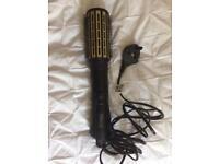 Large blow dry styling brush