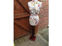 dressmakers dummy ideal for sewing room/display