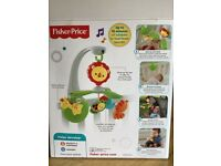Fisher-Price musical cot mobile