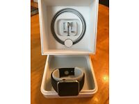 Apple Watch series one, 42mm stainless steel brilliant condition