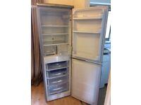 HotPoint RFA52 fridge freezer silver