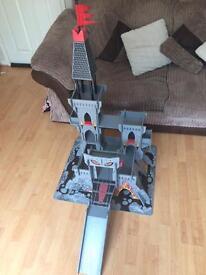 ELC Tower of doom wooden castle