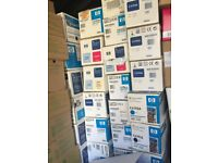 INK CARTRIDGES TONERS ( JOB LOT ) Few Pallets To Clear Bargain PRICE REDUCED