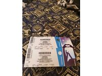2x Genuine Eminem tickets Glasgow Summer Sessions Bellahouston Park (24/08/2017) Pick-up only.
