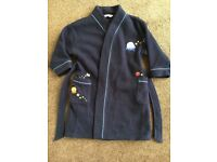 BOY'S M & S DRESSING GOWN AGE 3-4
