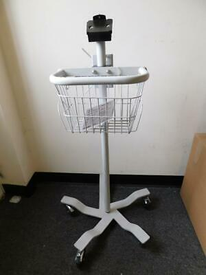 Welch Allyn Mobile Cart Rolling Stand For Vital Signs Monitor