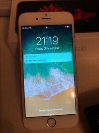 Iphone 7 rose gold 32gb unlocked