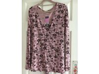 BNWT Maternity top size 12