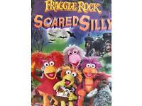Fraggle Rock spooky Halloween children's DVD