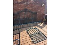 Full House Set Up Of Top Quality Galvanised Bi-folding Gates Railings- can deliver