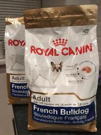 Royal Canin 3KG Bag French Bulldog Adult Dog Food