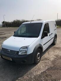 Ford transit connect 75 t200 window cleaning van