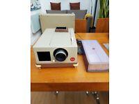 Leitz Wetzlar Pradovit Vintage 1960s 35mm Colour Slide Projector