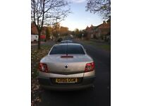 2005 RENAULT MEGANE DYNAMIQUE 1.6 VVT115 HARD TOP CONVERTIBLE UNWANTED PART EXCHANGE TO CLEAR