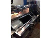 Fish and chips range for sale