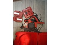 Hilti cordless circular saw power tool