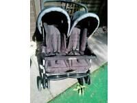 Graco duo double stroller