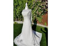 Benjamin Roberts Wedding dress size 10
