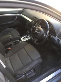 2007 Audi A4 s-line tdi automatic