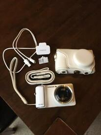 Samsung galaxy camera EK-GC100 used once immaculate as new condition