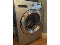 LG 8kg silver washing machine - won't drain issue #SSTC#