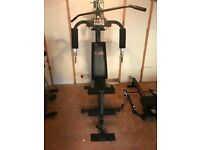 ** GYM EQUIPMENT **