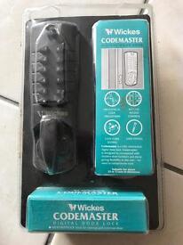 Wickes Codemaster Digital door lock