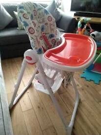IMACULATE HIGH CHAIR